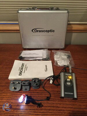 Orascoptic Zeon Discovery Portable LED Light System