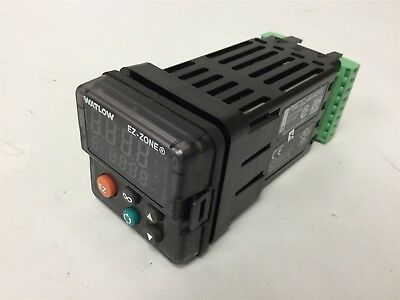 Watlow PM6C3CJ-AAAAAAA Temperature Controller, Supply: 20-28VAC 12-40VDC