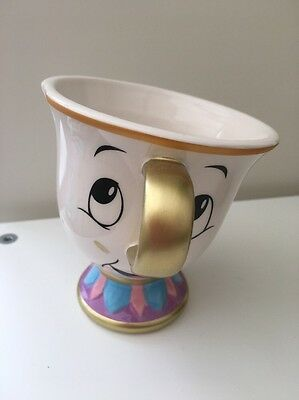 BNIB Disney Beauty & The Beast Chip cup - Mug / Teacup - Primark