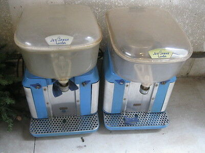 Vintage Jet Spray Cooler 2 Total Steri-Lizer Soda Fountain Shop Drink Mixer Js-6