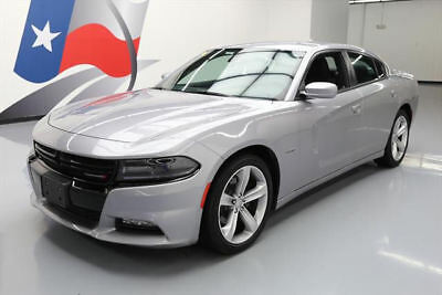 2016 Dodge Charger  2016 DODGE CHARGER R/T HEMI HEATED SEATS 20'S 21K MILES #222275 Texas Direct