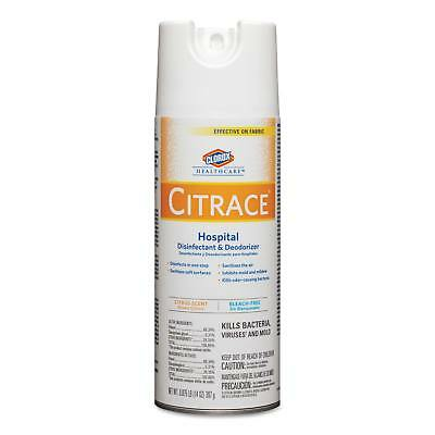 Clorox Healthcare Citrace Hospital Disinfectant & Deodorizer Citrus 14-ounce