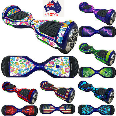 Protective Vinyl Skin Decal Sticker For 6.5'' Self Balancing Scooter Hoverboard