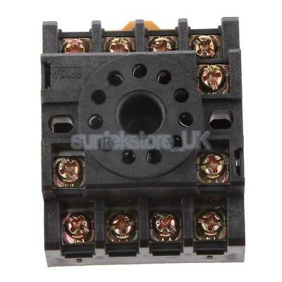 11 Pin Relay Socket Base Holder for JQX-10F MK3P JTX-3C Relay