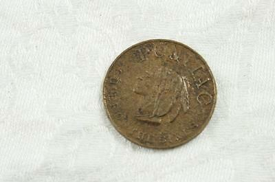 PONTIAC CHIEF OF THE SIXES General Motors Token Coin Vintage