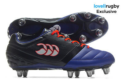 Canterbury Mens Phoenix Club 8 Stud SG Rugby Boots Shoes Footwear Sports