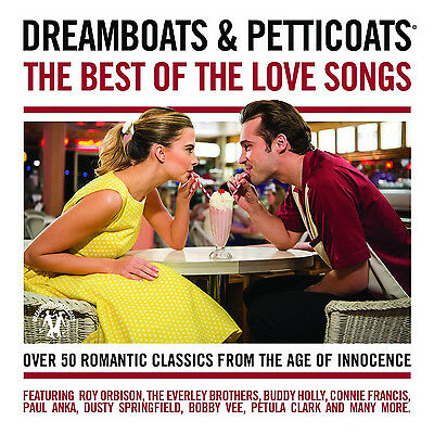 Dreamboats and Petticoats: Best of the Love Songs CD NEW
