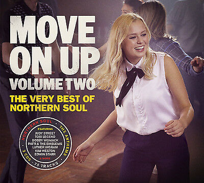 Move On Up: The Very Best of Northern Soul - Volume 2 CD NEW