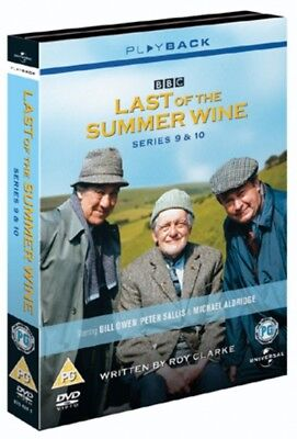 Last of the Summer Wine: The Complete Series 9 and 10 DVD Box Set NEW