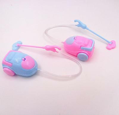 Mini Vacuum Cleaner for Barbies Cute Doll Furniture for Kids Play House Toy NEW