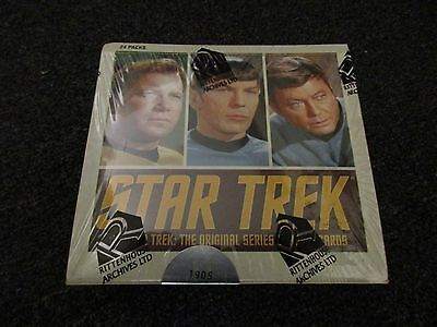 2009 Star Trek The Original Series (40th Anniversary of TOS Series 3) Sealed Box