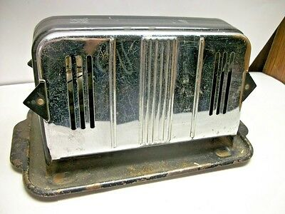 Victorian Antique Bersted Toaster Model A65 4 Slice