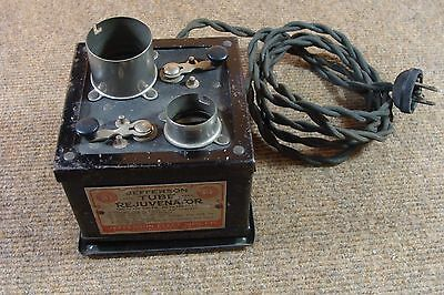 Vintage Jefferson Tube Rejuvenator Tester