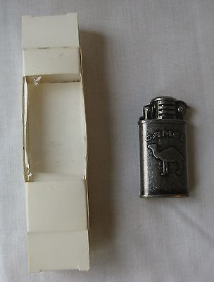 1980's Camel Trench Lighter Unused in Box