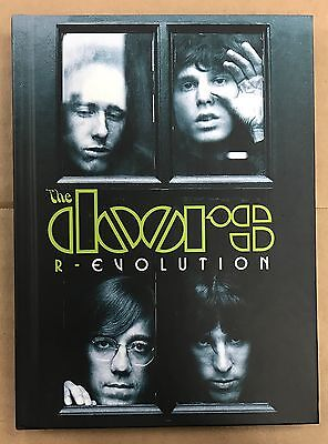 The Doors R-Evolution Dvd Special Book Edition