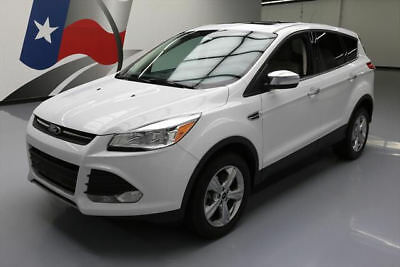 2015 Ford Escape SE Sport Utility 4-Door 2015 FORD ESCAPE SE AWD ECOBOOST PANO ROOF REAR CAM 37K #A31818 Texas Direct