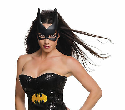 DC Comics Batgirl Costume Mask Adult One Size