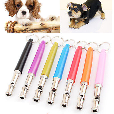Hot UltraSonic Supersonic Sound Pitch For Dog Pet Puppy Command Training Whistle