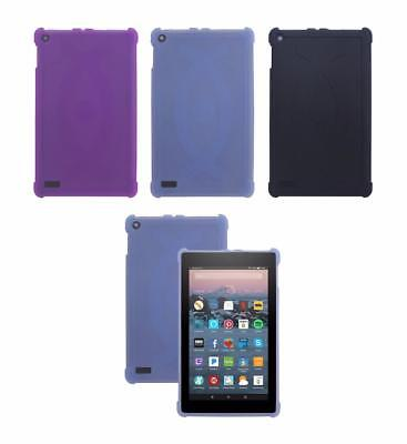 """Protective TPU Case for New 2017 Amazon Fire 7"""" Tablet W/ Alexa (7th Generation)"""