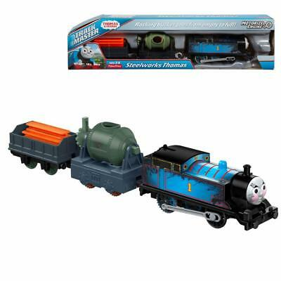 Thomas and Friends - Locomotive Steelworks Thomas Trackmaster Revolution Mattel