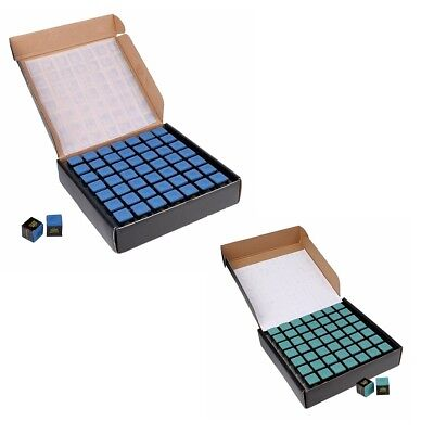 Box of 98 Pieces Super Quality Pool/Snooker/Billiard Table Cues Tips Chalks