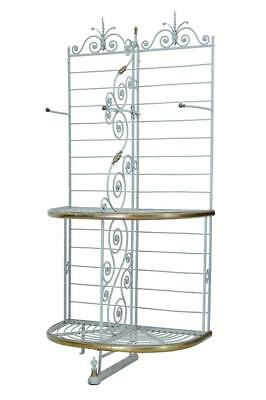 Small 20Th Century French Parisienne Boulangers Bread Rack