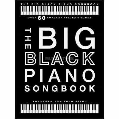 Wise Publications Wise Publications - The Big Black Piano Songbook