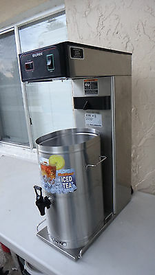 Bunn Ice Tea Brewer TB3Q 3 Gallon Quick Tea Brewer Commercial (NSF)