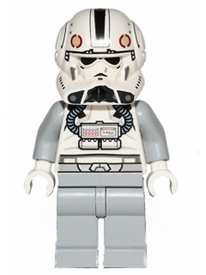 NEW Lego Star Wars V-Wing Pilot Minifigure from Set #75039