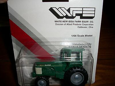 old 1/64 scale Spirit of Oliver farm toy tractor NIP WFE-New Idea Scale Models