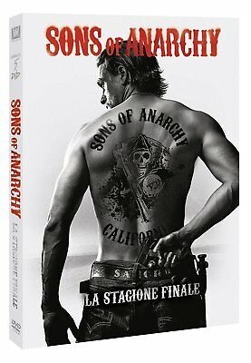 Dvd Sons Of Anarchy - Stagione 7 (5 Dvd)