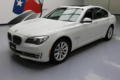 2015 BMW 7-Series  2015 BMW 740I TURBO SUNROOF NAVIGATION REAR CAM 39K MI #K16441 Texas Direct Auto