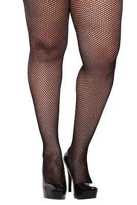 Torrid Footed  Spandex Fishnet Tights Woman Plus Size 3X-4X  For Dress 20-24