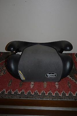 2012 Mother's Choice ZOOM Child Safety Booster Cushion Car Seat 4-8 yr