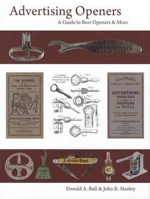 Antique Beer Advertising Openers Corkscrews Reference c1890s & Up w 2,800 Shown