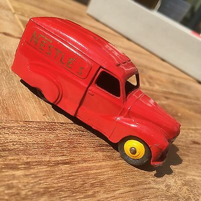 Dinky Toy Austin A40 Van ' Nestle ' - Original Condition