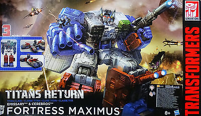 HASBRO® B6118 Transformers Generations Titan Class Fortress Maximus™ 60cm