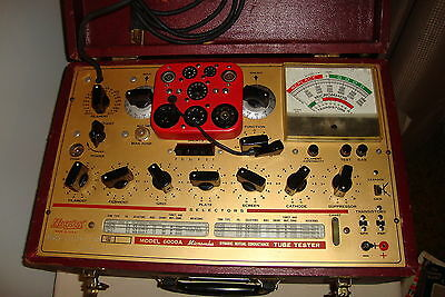Hickok 1600A Mutual Conductance Tube Tester