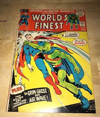 WORLD'S FINEST #212 Awesome COMICS SEE MY OTHERS!!