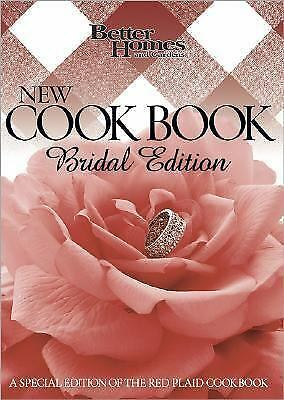 New Cook Book, Bridal Edition by Better Homes and Gardens, Good Book