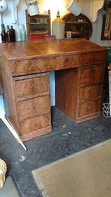 Vintage School Clerks Desk Shop Hotel Resturaunt Counter