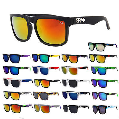 Outdoor Sport Fashion Unisex Retro Ken Block Cycling Helm Sunglasses Aviator