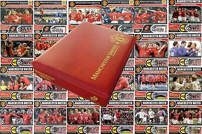 RYAN GIGGS Manchester United (Man Utd) Football Club Victory Card Stamp Album