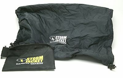 Storm Jacket Camera & Lens Covers. Waterproof. Your Cheapest Insurance When Wet.