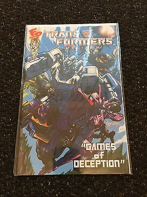 Fp Transformers Comic Timelines Issue 2 Rare