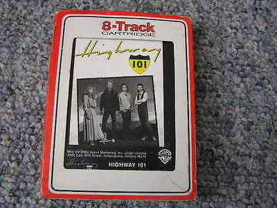 Highway 101 Club Only 8-Track From 1987 (Made In Canada)