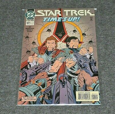 STAR TREK #57 Signed by WILLIAM SHATNER Autograph