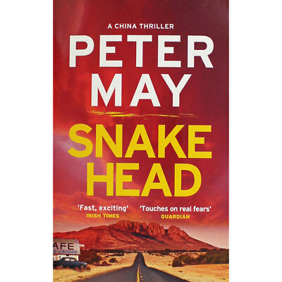 Snakehead by Peter May (Paperback), Fiction Books, Brand New