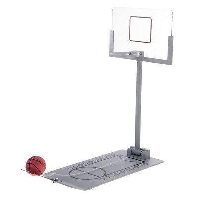 Office Relax Desktop Miniature Basketball Shooting Board Game Party Gift Set
