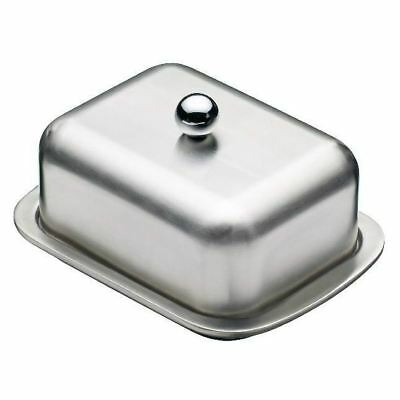 Insulated Stainless Steel Butter Dish